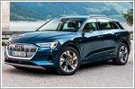 Audi's unqiue charging curve