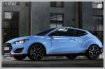 Updated Veloster N sports a new eight-speed dual-clutch transmission
