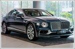 Bentley Motors opens all retailers in China