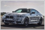 BMW 4 Series Coupe enters final testing