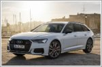 Audi A6 Avant now available as a plug-in hybrid