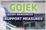Gojek announces measures to support drivers