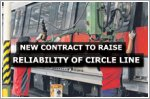 Servicing contract to raise reliability of the Circle Line