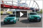 Alfa Romeo unveils the 2020 Giulia and Stelvio