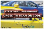 LTA urges taxi passengers to scan SafeEntry QR code