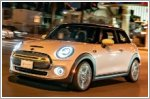 The MINI Electric makes an appearance in Las Vegas