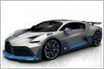 Personal individualisation makes every Bugatti Divo unique