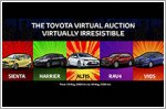 Borneo Motors launches the Toyota Virtual Auction