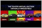 Borneo Motors launches the Toyota Virtual Auction