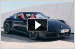 The Porsche 911 Targa makes its world premiere