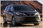 Toyota launches all new 2021 Sienna hybrid