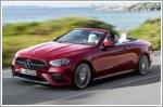 Mercedes-Benz E-Class Coupe and Cabriolet updated