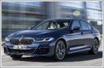 BMW officially unveils the new 2021 5 Series Sedan