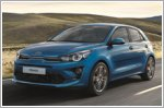 Updated Kia Rio gets mild hybrid technology