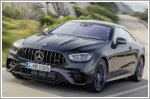 New Mercedes-AMG E53 Coupe and Cabriolet updated