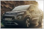 Citroen unveils the C3 Aircross Rip Curl special edition