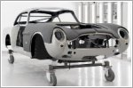Aston Martin DB5 resumes production after 55 years