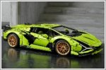 Introducing the new miniature LEGO Lamborghini Sian FKP 37
