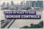 Talks in place to ease border curbs with Malaysia