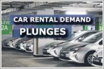 Car rental demand plunges from COVID-19 impact