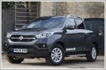 Ssangyong introduces long-bed variant to new Musso lineup