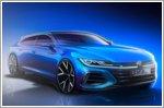 Volkswagen previews the new Arteon