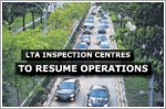 LTA inspection centres to open for private cars from 8 June 2020