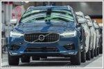 Volvo's Chengdu plant runs only on renewable energy