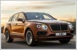 Bentley Bentayga production reaches 20,000 units