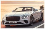First summer for Continental GT V8 Convertible
