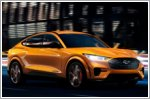 Cyber Orange available on the Mustang Mach-E GT