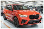 Five millionth BMW built in the U.S.A