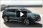 Seat unveils the 2020 Ateca SUV