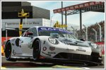 Porsche wins GTE class at the virtual 24 Hours of Le Mans