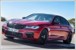 BMW unveils the new M5 and M5 Competition