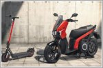 Seat spearheads urban mobility with three new e-scooters