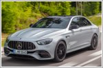 Mercedes-AMG E63 4MATIC+ to receive extensive updates