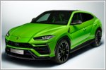 Lamborghini presents the Urus Pearl Capsule