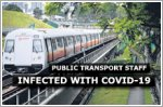 14 public transport staff infected with COVID-19