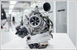 Mercedes-AMG develops electric turbocharger