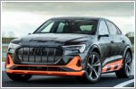 Audi presents its innovative aerodynamic concepts in the e-tron S