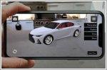 Lexus reveals Lexus AR Play app for 2020 IS launch