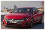 Updated Volkswagen Arteon makes its premiere