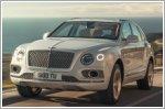 Bentley reveals premiere date for the new Bentayga