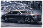Bentley to cease production after of the Mulsanne after more than a decade