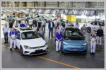 Volkswagen's Zwickau plant produces last combustion engine