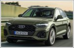 Audi unveils a new look for the Audi Q5