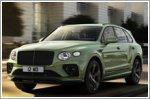 Bentley unveils the new Bentayga