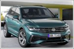 World premiere for the new Volkswagen Tiguan