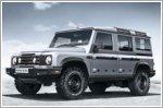 Ineos Automotive reveals exterior design of the Grenadier